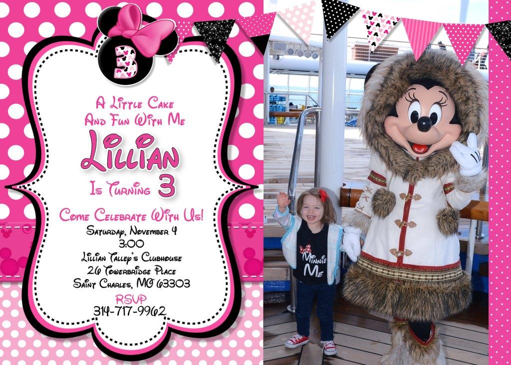 Lillian 3rd Birthday