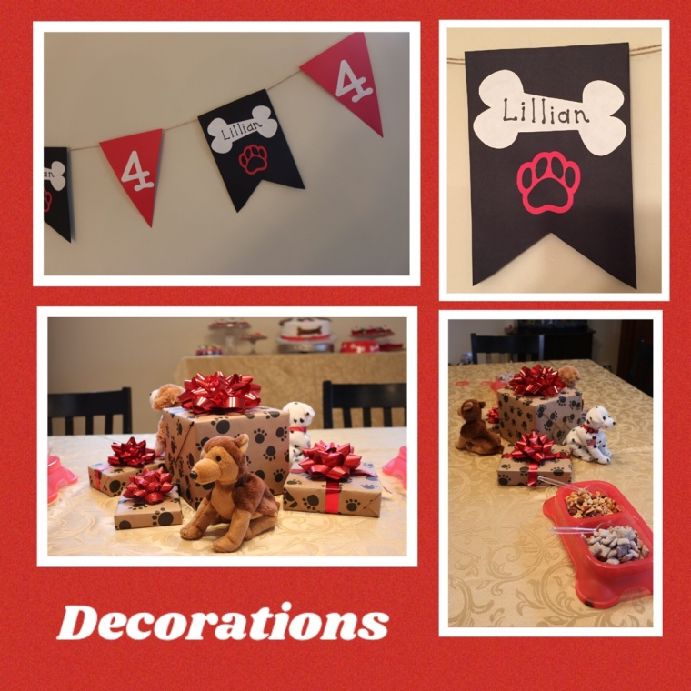 A Perfect Puppy Dog Birthday Party